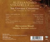 Claudio Harmonices Mundi & Astronio - Oratorium San Giovanni Crisostomo [CD] - broschei