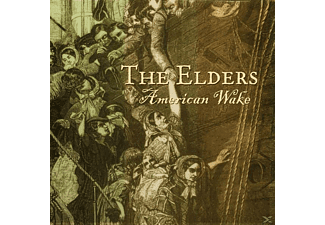 Elders - American Wake [CD]
