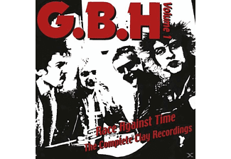 Gbh - Race Against Time-The Complete Re [Vinyl]