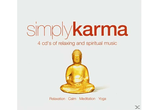 VARIOUS - Simply Karma [CD]