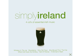 VARIOUS - Simply Ireland [CD]