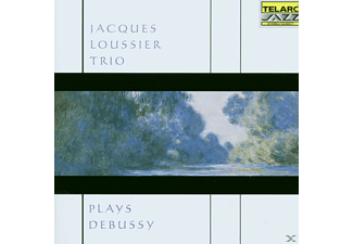 Jacques Trio Loussier - Plays Debussy [CD]