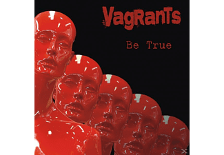 The Vagrants - Be True - (CD)