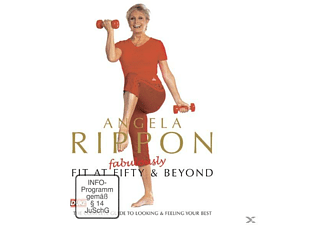 FIT AT FIFTY & BEYOND [DVD]