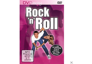 DVDANCING ROCK N ROLL - (DVD)