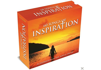 VARIOUS - 60 Songs Of Inspiration - (CD)