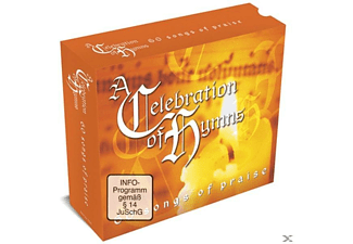 VARIOUS - A Celebration Of Hymns [CD]