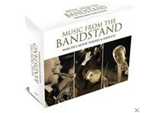 VARIOUS - Music From The Bandstand - (CD)