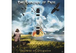 The Samurai Of Prog - Secrets Of Disguise [CD]
