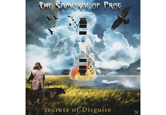 The Samurai Of Prog - Secrets Of Disguise - (CD)