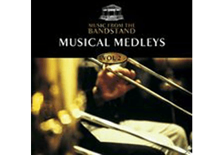 Music From The Bandstand - Musical Medleys Vol.2 - (CD)