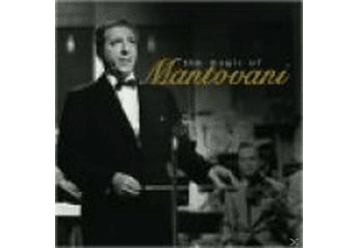 Mantovani - The Magic Of Mantovani - (DVD)