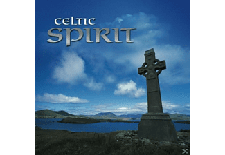 VARIOUS - Celtic Spirit - (CD)