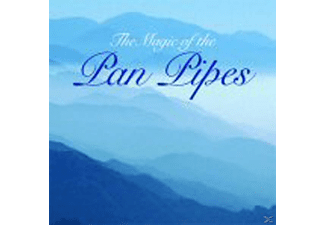 Pan Pipes - The Magic Of The Pan Pipes - (CD)