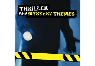 VARIOUS - Thriller And Mystery Themes - (CD)