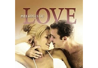 VARIOUS - Melodies Of Love - (CD)