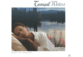 VARIOUS - Tranquil Waters - (CD)