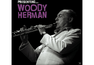Presenting - Woody Herman - (CD)