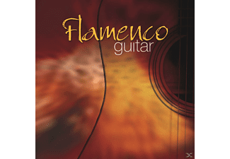 VARIOUS - Flamenco Guitar - (CD)