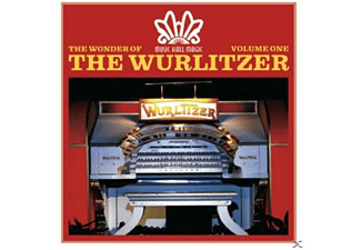 VARIOUS - The Wurlitzer Vol.1 - (CD)