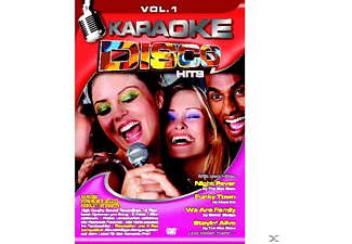 VARIOUS - Karaoke Disco Hits 1 - (CD)