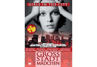 Girls in the City - (DVD)
