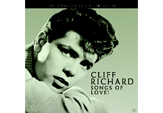 Cliff Richard - Songs Of Love Evtl.Mit Re-Recordings - (CD)