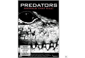 PREDATORS - ANIMALS THAT KILL! - (DVD)