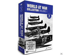 WORLD AT WAR COLLECTION 1 [DVD]