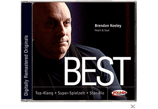 Brendan Keeley - Heart & Soul Zounds Best [CD]