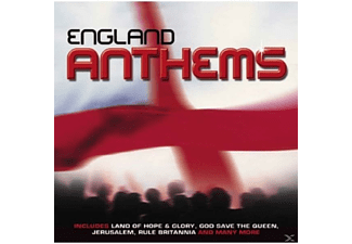 VARIOUS - England Anthems - (CD)