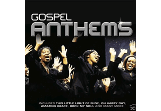 VARIOUS - Gospel Anthems - (CD)