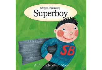 Burrows Steven - Superboy A Fun Adventure Story - (CD)