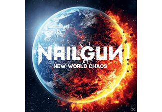 Nailgun - New World Chaos - (CD)