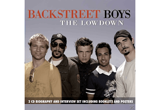 Backstreet Boys - The Lowdown - (CD)