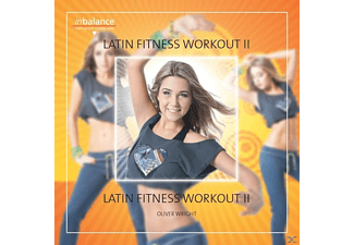 Oliver Wright - Latin Fitness Workout II [CD]