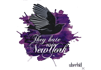 Uberkid - They Hate Us In New York [CD]