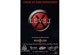 Level X Advanced Wheelies - Vol. 01 - (DVD)
