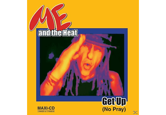 Me & The Heat, Me And The Heat - Get Up - (5 Zoll Single CD (2-Track))