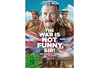 The War Is Not Funny, Sir! - Wir schiessen auch mit Worten - (DVD)