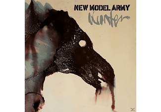 New Model Army - Winter - (CD)