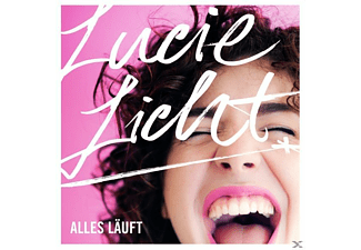 Lucie Licht - Alles Läuft (Ltd.White 7'') [Vinyl]