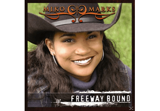 Miko Marks - Freeway Bound - (CD)