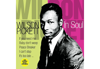 Wilson Pickett - In Soul - (CD)