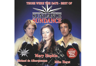 Sundance - Those Were The Days-Best Of - (CD)