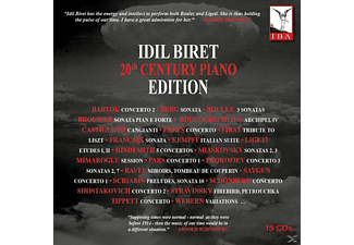 Idil Biret - 20th Century Piano Edition - (CD)