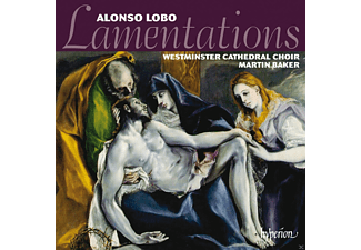 The Choir Of Westminster Cathedral, Martin Baker - Maria Magdalene et altera Maria/Missa Maria Magda - (CD)
