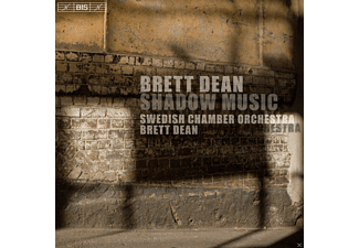 Swedish Chamber Orchestra - Shadow Music - (SACD Hybrid)