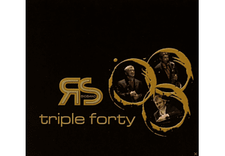 Rs Big Band - Triple Forty - (CD)