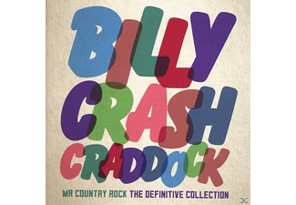 Billy Crash Craddock - Definitive Collection - (CD)